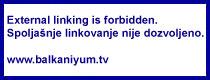 Balkaniyum na apple tv